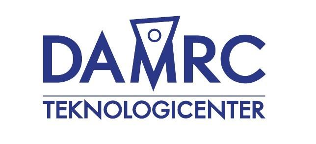 DAMRC_teknologicenter_under_logo